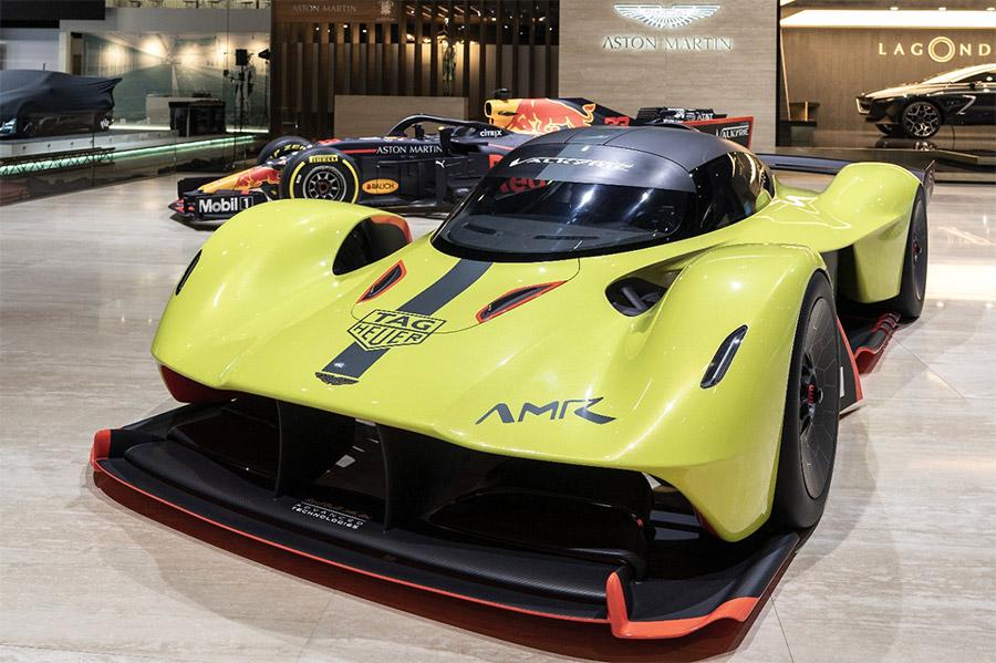 Aston Martin AMR Drivers Club at Brands Hatch