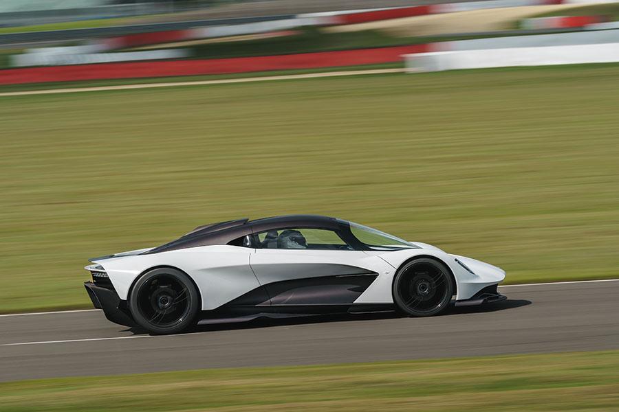 Aston Martin Valkyrie Valhalla Take Flight