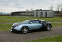 Bugatti EB110 Veyron Value Increase