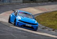 Cyan Racing Nürburgring records Lynk & Co Cyan Concept