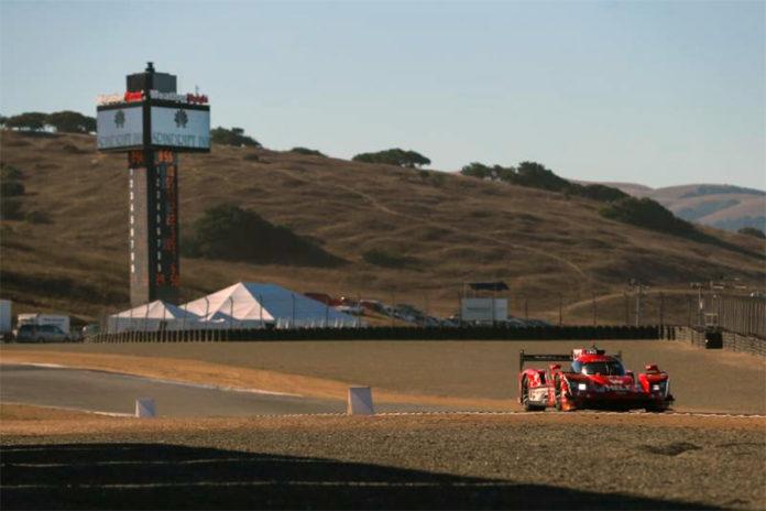 IMSA Rolex Monterey Motorsports Reunion 2019