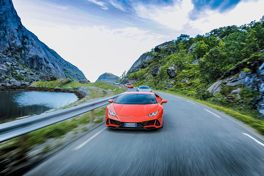 Lamborghini Avventura 2019 Huracán EVO