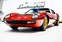Lamborghini Miura Class Pebble Beach Concours d'Elegance