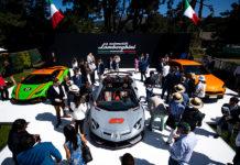 Lamborghini Supercar Unveils 2019 Monterey Car Week