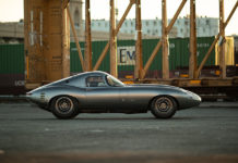 Marco Diez Jaguar E-Type Low Drag Coupe The Quail