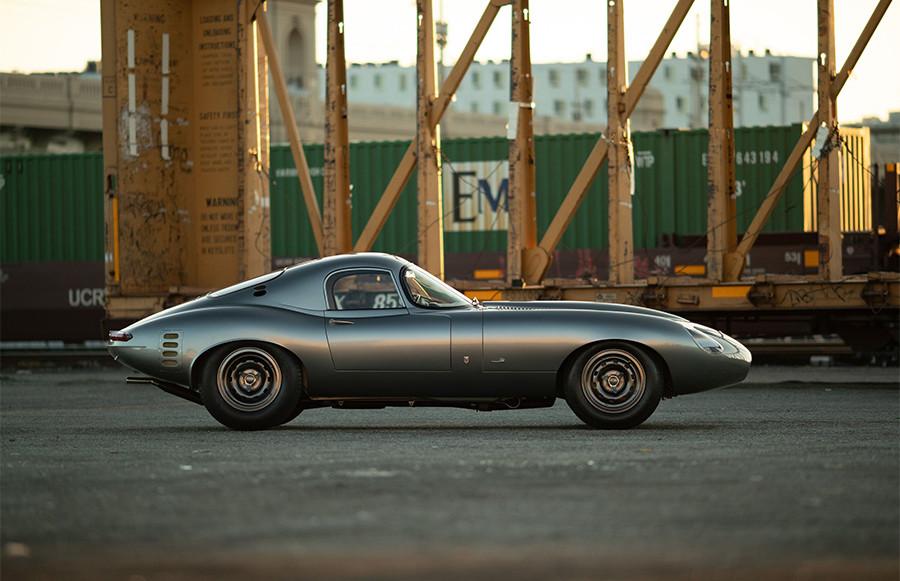 Marco Diez Jaguar E-Type Low Drag Coupe The Quail