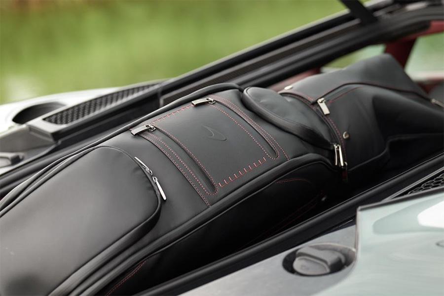 McLaren GT Bespoke Luggage Collection