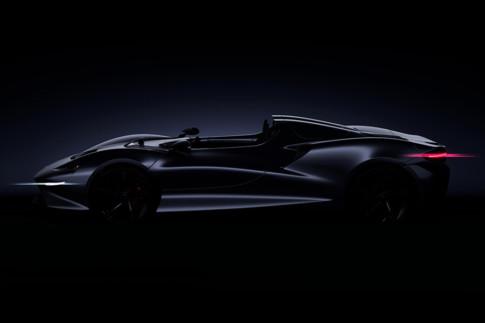 McLaren Open-Top Ultimate Series Pebble Beach Concours Announcement