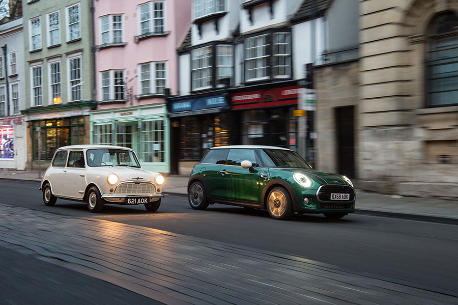 MINI 60 Years in Style