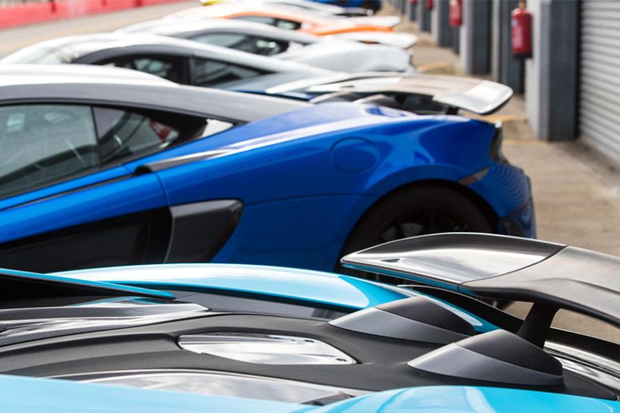 Pure McLaren Donington Park