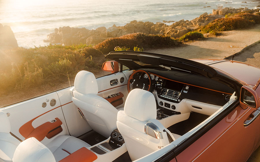 Rolls-Royce Pebble Beach 2019 Collection