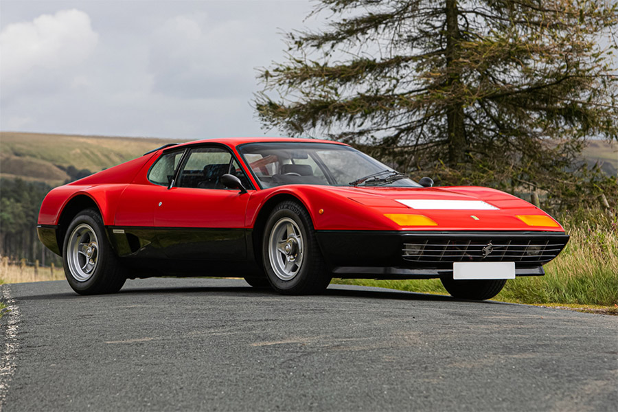 Silverstone Auctions Dedicated Porsche Ferrari Sale