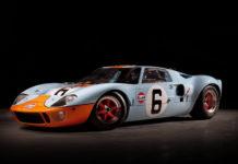 Superformance Gulf GT40 Copies Le Mans Coupes LTD