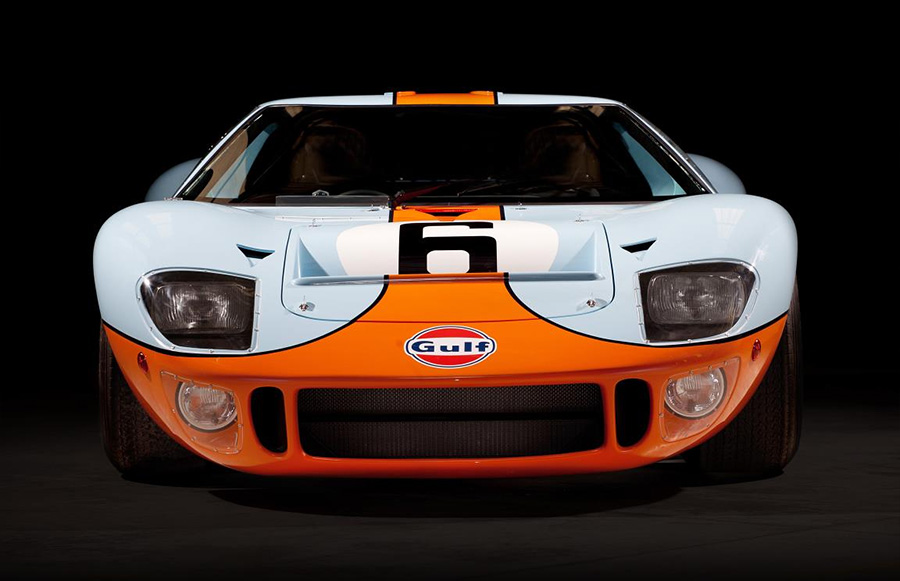 Superformance Gulf GT40 Copies Le Mans Coupes LTD