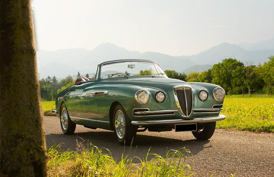1953 Lancia Aurelia B52 Spider For Sale