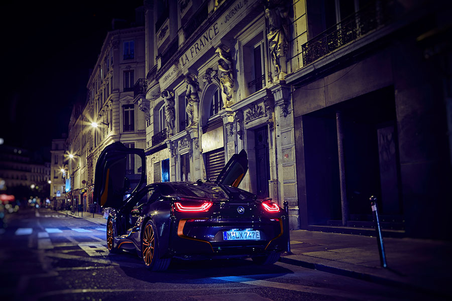 2020 BMW i3s Edition Roadstyle i8 Ultimate Sophisto Edition