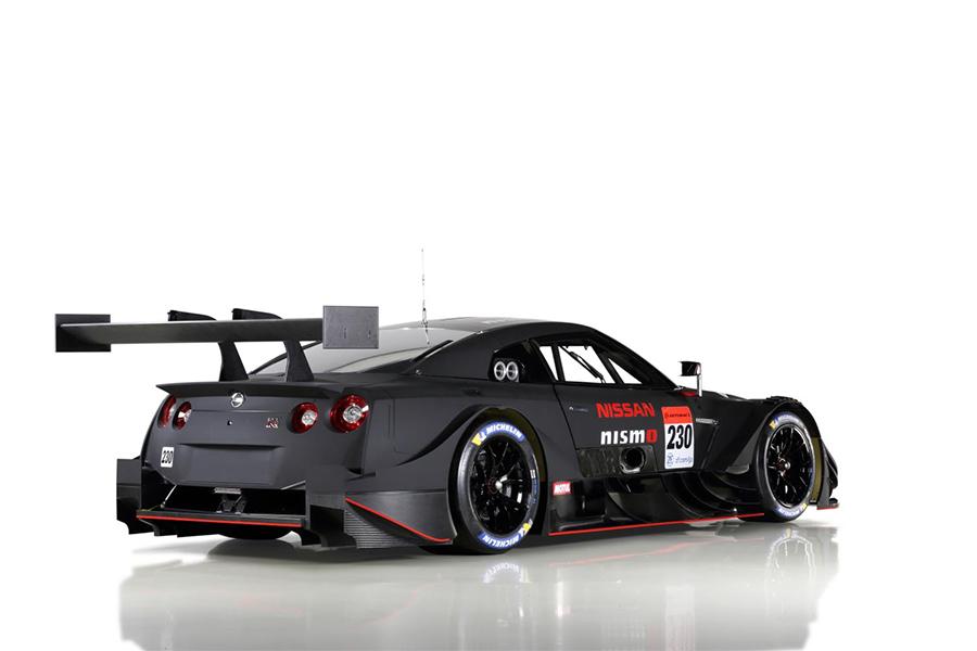 2020 Nissan GT-R NISMO GT500 Race Car