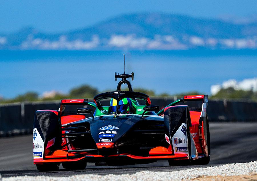 Audi e-tron FE06 Formula E Racer