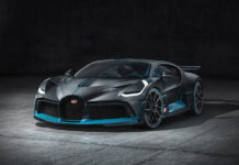 Bugatti Hyper Sports Car Coachbuilding