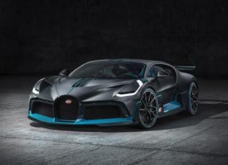 Bugatti Hyper Sports Car Coachbuilding
