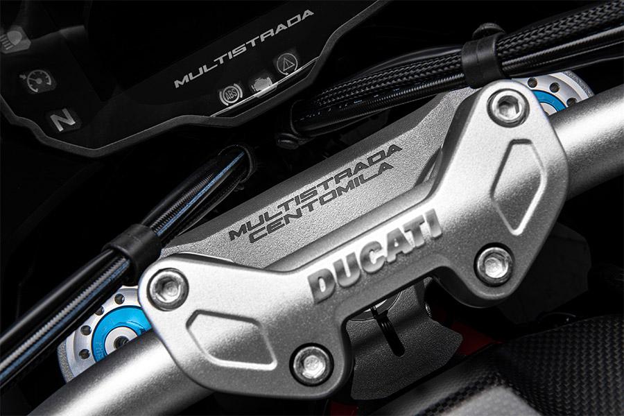 Ducati Multistrada Milestone