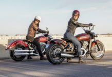 Indian Scout Bobber Twenty & Scout 100th Anniversary