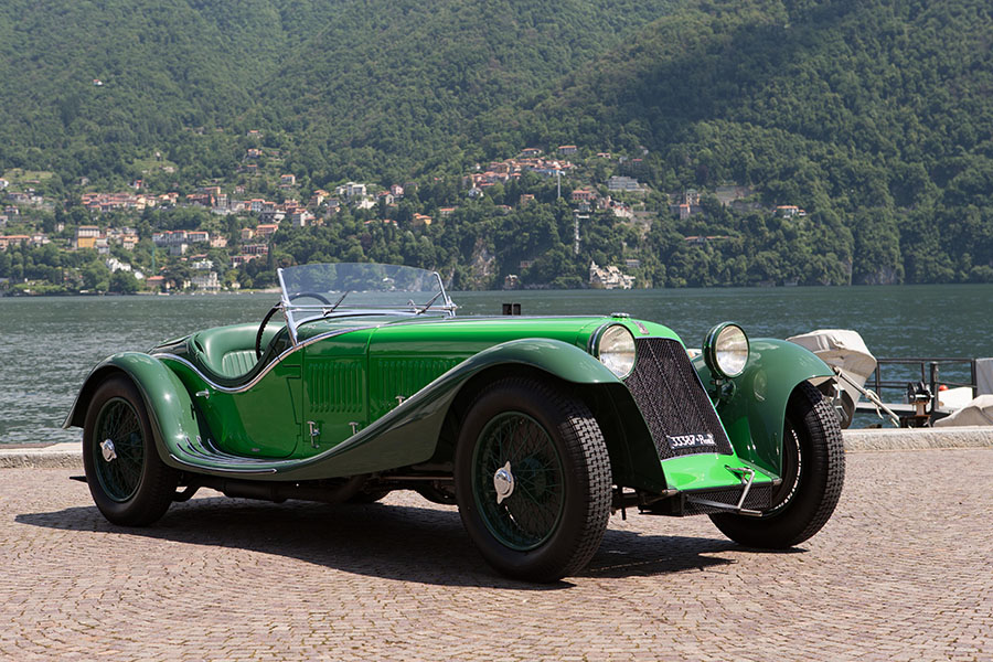 Maserati Tipo V4 Land Speed Record