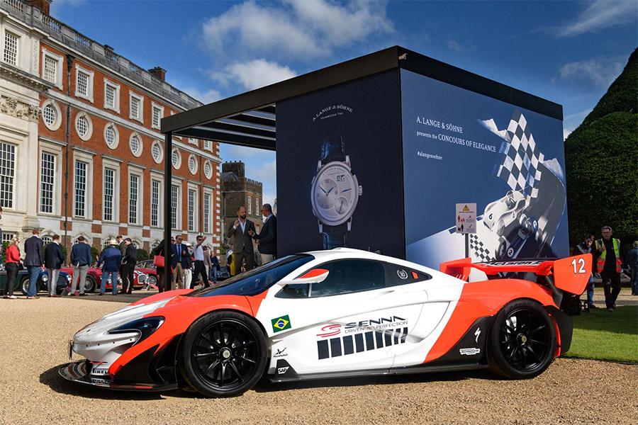 McLaren Senna McLaren F1 Awards