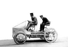 Porsche Electric Pioneer