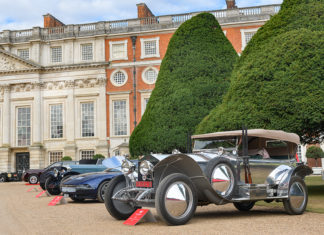 Concours of Elegance Rolls-Royce Silver Ghost