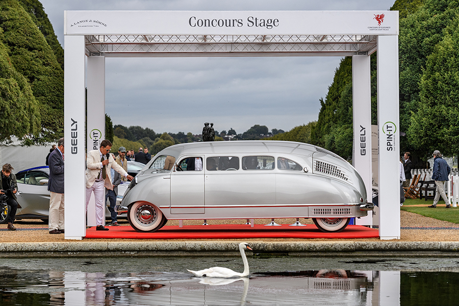 Concours of Elegance Stout Scarab