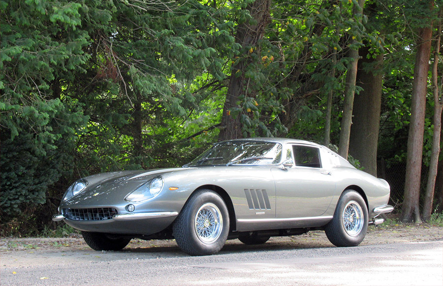 1967 Ferrari 275 GTB/4 Berlinetta for sale