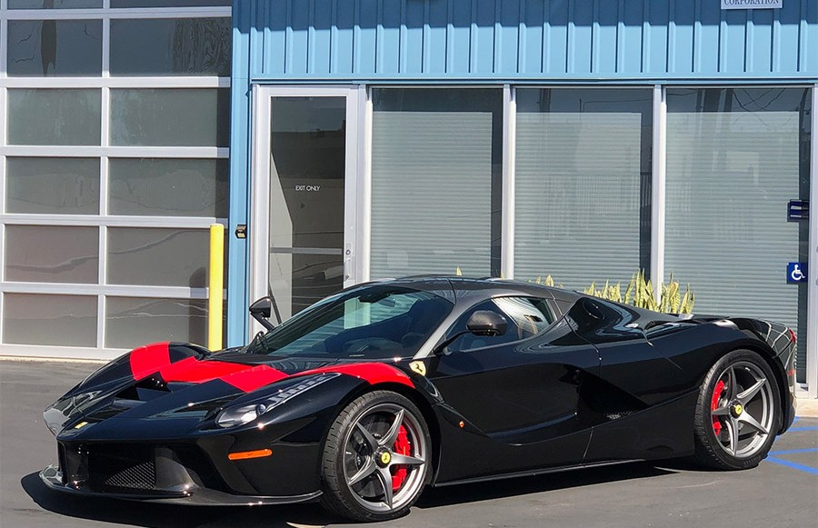 2014 Ferrari LaFerrari Coupe For Sale