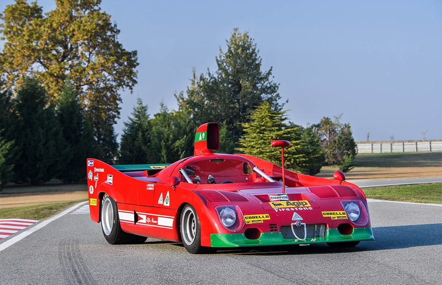 Alfa Romeo Tipo 33 TT 12 For Sale