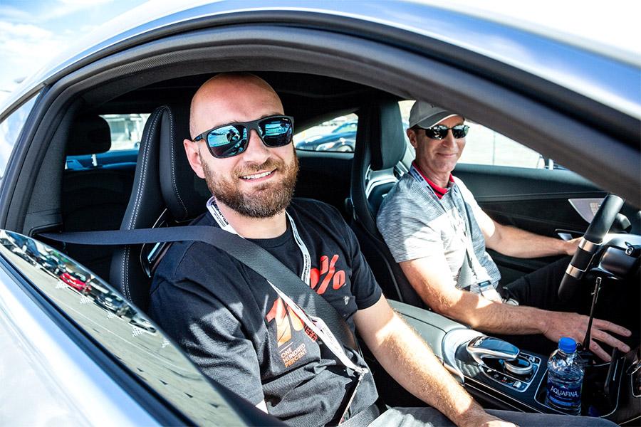 AMG Drifting Academy