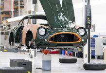 Aston Martin DB4 GT Zagato Continuation Bespoke Car of the Year