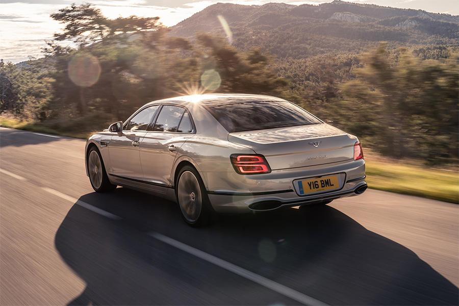 Bentley Blackline Flying Spur