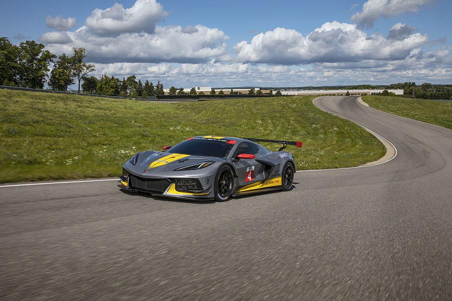 Chevrolet Corvette C8.R Race Car
