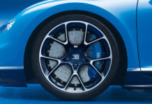 Ettore Bugatti Developed Aluminium Wheels