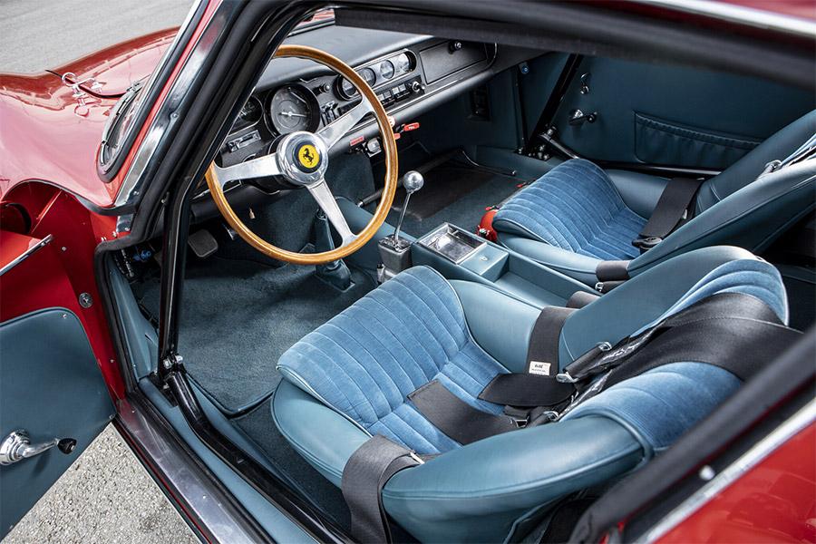 Ferrari 275 GTB Bonhams Zoute Sale