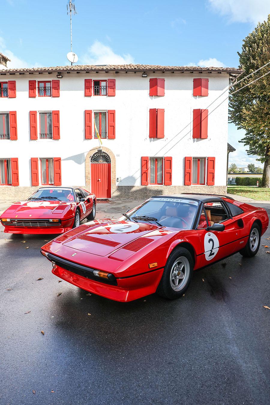 Ferrari Classiche Academy Driving Experience Fiorano
