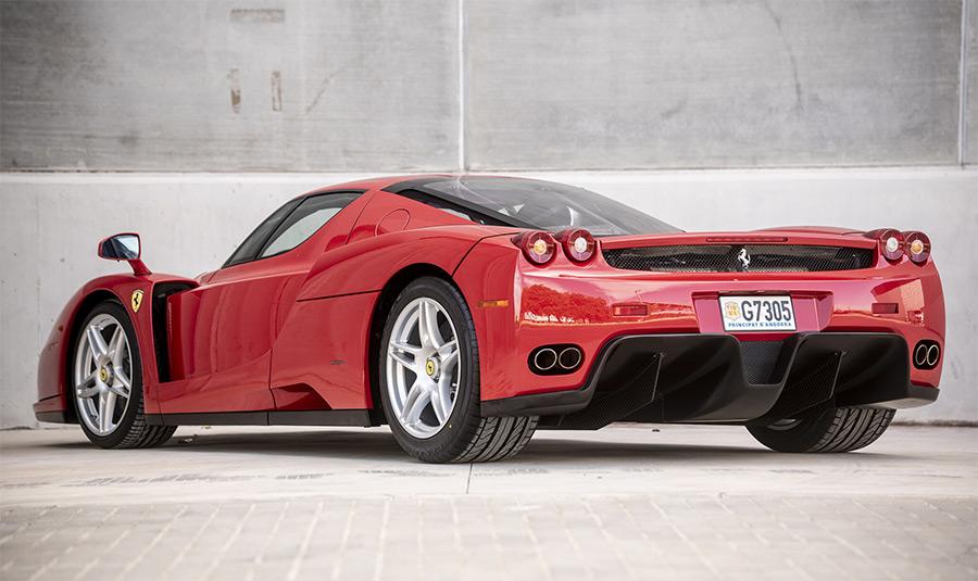 Ferrari Enzo Bonhams Zoute Sale