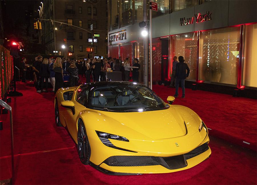 Ferrari Tailor Made Center New York City
