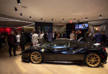 Ferrari Tailor Made Center New York City