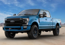 Ford F-Series Super Duty SEMA 2019