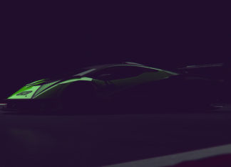 Lamborghini Squadra Corse Hypercar