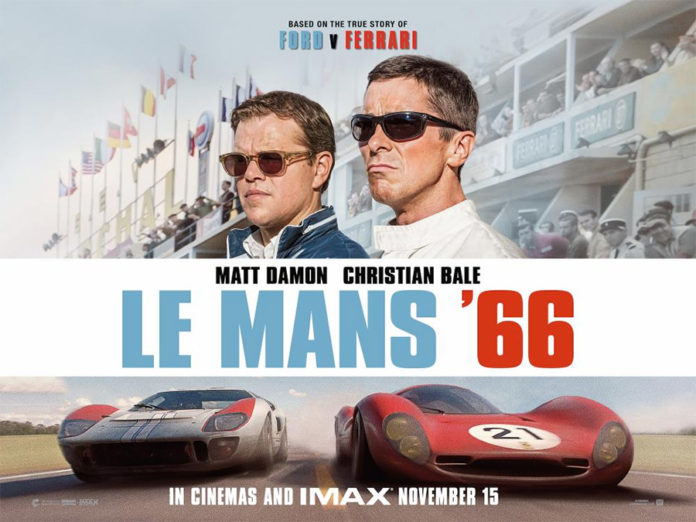 Le Mans '66 Regent Street