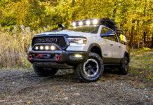 Mopar Custom Trucks 2019 SEMA Show
