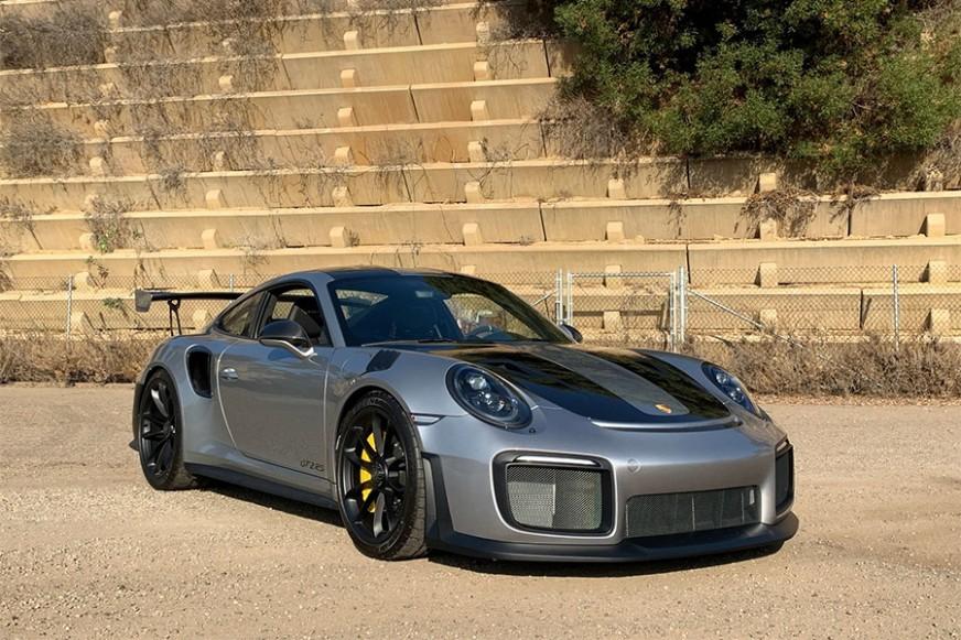 2019 Porsche 991 GT2 RS Weissach 911 for sale