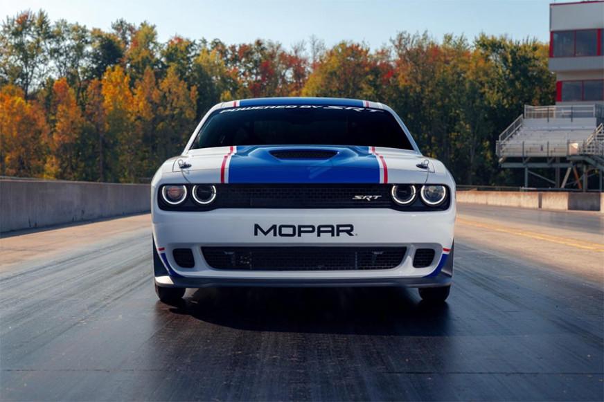 2020 Mopar Dodge Challenger Drag Pak